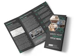 Ebrochure Template Kitchen Design Consultants Brochure Template Mycreativeshop
