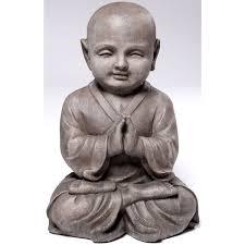 buddha garden statue. Alfresco Home Praying Buddha Garden Statue