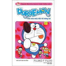 Doraemon - Chú Mèo Máy Đến Từ Tương Lai - Tập 27 – Tiệm Mọt Phần Lan