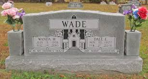 WADE, WANDA MAE - Washington County, Arkansas | WANDA MAE WADE - Arkansas  Gravestone Photos
