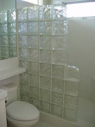 glass tiles bathroom