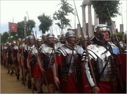 Organization Of The Roman Imperial Legion Unrv Com