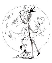 Sally Nightmare Before Christmas Coloring Pages Nightmare Before