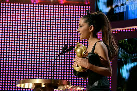 Ariana Grande R5 And Shakira Received Special Honors At