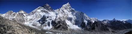 free images hiking mountain range panorama ice glacier summit height mif trekking alps lhotse cirque high mountains himas landform