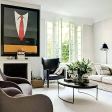 Retro Modern Living Room Remodelling