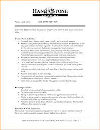 resume formt cover letter examples 62 marketing communications medical front desk receptionist job description image