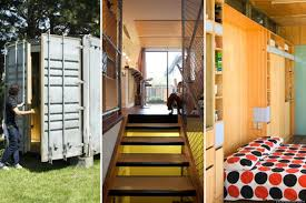 Small Picture Shipping Containers Homes Mesmerizing Shipping Container Homes