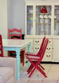 Kitchen Table Paint Retro Kitchen Reveal How Chalk Paint Saved Me Color Me Meg