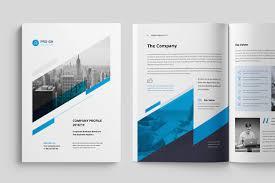 Company Catalog Design Templates 100 Best Indesign Brochure Templates