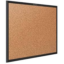 4x3 cork board. Unique Board Quartet Cork Bulletin Board 4u0027 X 3u0027 Corkboard Black Frame  Inside 4x3 Board Amazoncom
