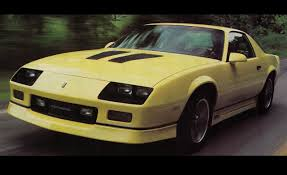 1985 Chevrolet Camaro IROC-Z | 10best Cars | Features | Car and Driver
