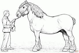 Small Picture Coloring Pages Free Printable Horse Coloring Pages For Kids Race