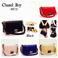 chanel uk. serian @360rb chanel boy 8873 super uk 25x14x10 tersedia 5 warna