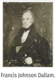 Francis Johnson Dallam (1787-1857) - Find A Grave Memorial