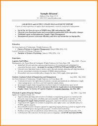 9 Project Management Resume Objective Laredo Roses