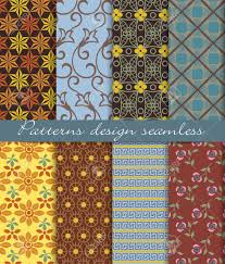 Illustrator Pattern Swatches Amazing A Vector Damask Seamless Pattern Background Pattern Swatches
