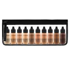 m a c pro performance hd airbrush makeup mini s kit