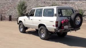 1989 FJ62 Toyota Land Cruiser for sale by TLC - YouTube