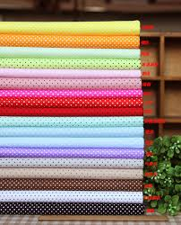 Polka dot cotton fabric meter patchwork Combination 18 color for ... & Polka dot cotton fabric meter patchwork Combination 18 color for sewing  Quilting Bedding Baby Textile Kids fabrics bedspread-in Fabric from Home &  Garden on ... Adamdwight.com