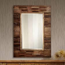 30 x 40 mirror. Cooper Classics Rustic Getaway 30\ 30 X 40 Mirror