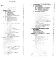 hist p homepage prof marcuse ucsb table of contents