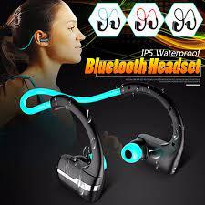 Insma Spor Kablosuz Bluetooth Kulaklık Mikrofonlu Su Fiyatı