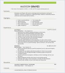 51 Great Winway Resume Resume Template