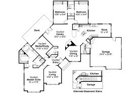 ranch house plan camrose 10 007 floor plan
