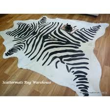 new zebra skin rug uk innovative rugs design