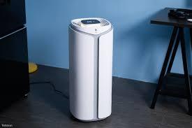 Trên tay máy lọc không khí Vsmart: hút - đẩy mạnh, lọc nhiều tầng, khử  mùi,...