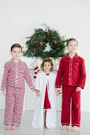 Designer Christmas Pajamas Christmas Is On Its Way At Petite Plume Kids Sleepwear