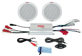 pyle car stereo wiring diagram marine and waterproof amplifier car audio wire kit at Car Stereo Wiring Kit