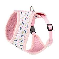 Mile High Life Dog Cat Fit Easy Vest Harness No Choke Pull Step In Breathable Soft Mesh Comfort Padding Puppy Training Halter