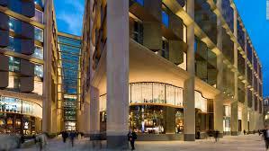 Bloomberg's <b>European</b> HQ named UK's best <b>new</b> building - CNN <b>Style</b>