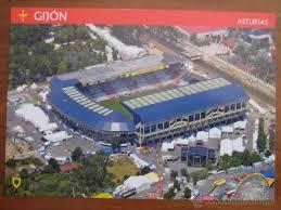 Estadio De El Molinón  Gijón Stadium  Spain  ESTÁDIOS DE Estadio El Molinon Gijon