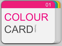 Power Point Templates 16 Colour Card