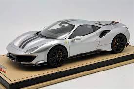 Unusual43 New In Stock 1 18th Mr Ferrari 488 Pista Facebook