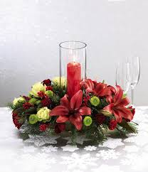 Beautiful christmas centerpiece design ideas