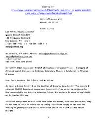 Nycha Grievance And Evidence Disregard By Prayer Warrior Issuu