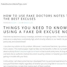Easy Way To Get A Doctors Note Doctors Note Template Order Online Appinstructor Co