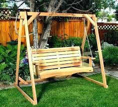 yard swings wooden yard swing wooden swings for wood porch swings country porch swing wooden