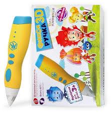 <b>3D</b>-<b>ручка Funtastique</b> FIXI <b>COOL</b> — купить по выгодной цене на ...