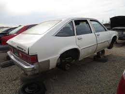 Cavalier 1982 chevrolet cavalier : Junkyard Find: 1982 Chevrolet Citation - The Truth About Cars