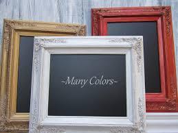 Chalkboard Wedding Signs | Decorative Chalkboards | Framed Chalkboard  Calendar