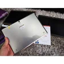 chỉ còn 2,871,000đ Máy Tính bảng Samsung galaxy Tab S 10.5inh - Tặng kèm  bao da xoay trị giá 500k Trả góp tại PlayMobile