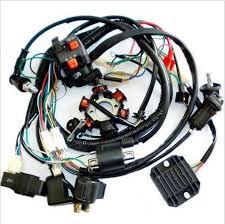 popular magneto buy cheap magneto lots from magneto gy6 wire loom harness solenoid magneto coil regulator cdi 150cc atv quad bike ta