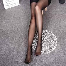New 1Pc <b>Women</b> Sexy Transparent Velvet Multi color Pantyhose ...