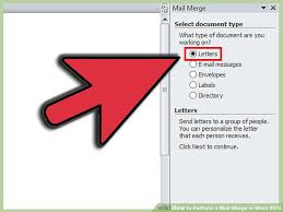image titled perform a mail merge in word 2010 step 5