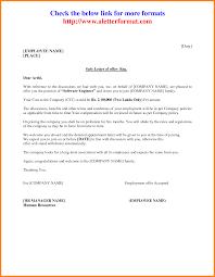 letter format for company ledger paper sample offer letter format by aniltheblogger